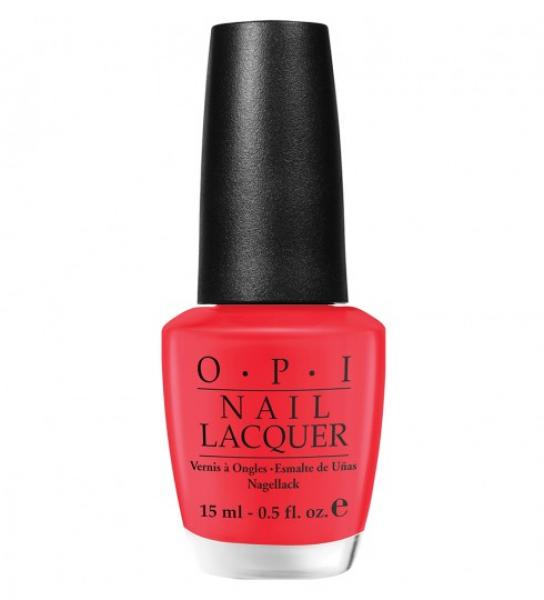 OPI Nail Lacquer B76 OPI on Collins Ave.