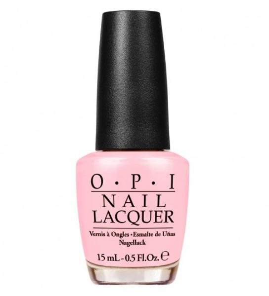 OPI Nail Lacquer S95 Pink-Ing of You