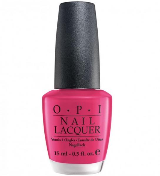 OPI Nail Lacquer E44 Pink Flamenco