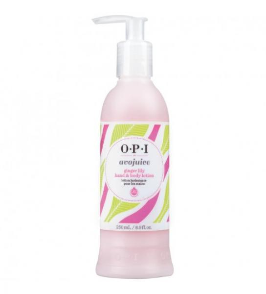 OPI Avojuice Ginger Lily Hand & Body Lotion