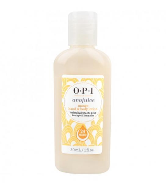 OPI Avojuice Mango Hand & Body Lotion