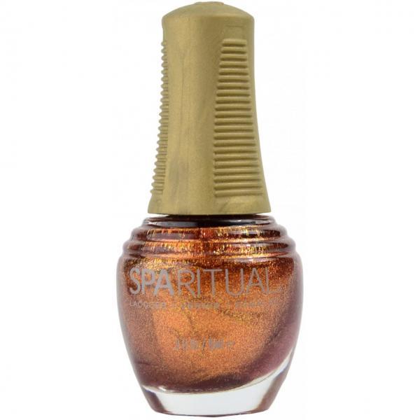 SpaRitual Nail Lacquer Conduit (Gold)