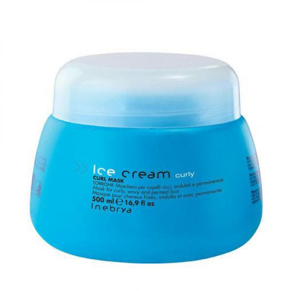 Inebrya Ice Cream Curl Mask 500ml