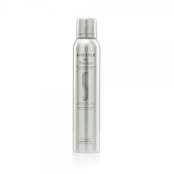 Biosilk Silk Therapy Dry Clean Shampoo for All Hair Type