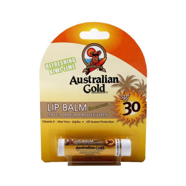 Australian Gold Refreshing Kiwi-Lime Lip Balm
