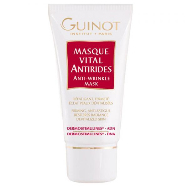 Guinot Masque Vital Antirides. Nahka siluv ja rahustav mask.