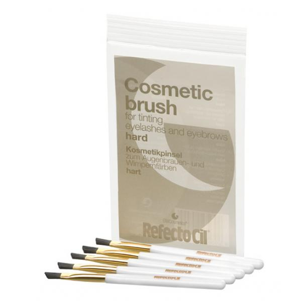 "RefectoCil Cosmetic Brush ""HARD"" Kulmupintsel"