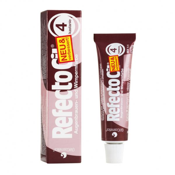 RefectoCil Ripsme-ja Kulmuvärv nr 4 15 ml