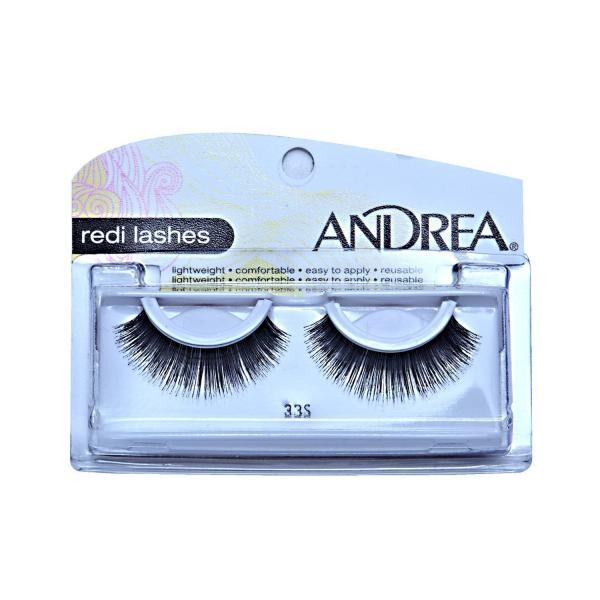 Andrea Mod Redi-Lash, Style 33S - Black