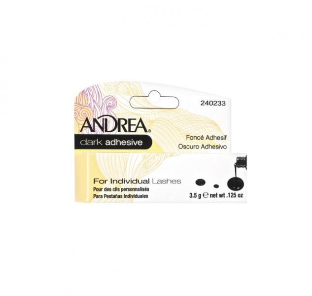 Andrea Perma Lash For Individual Lashes Dark Adhesive