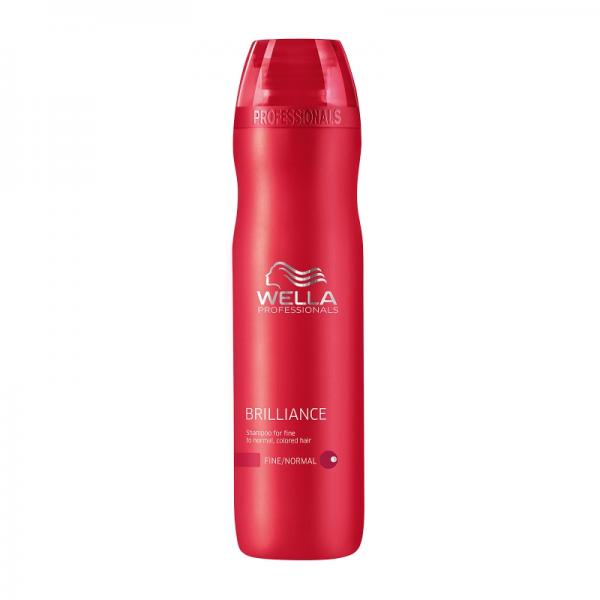 Wella Care Brilliance Shampoo Fine/Normal