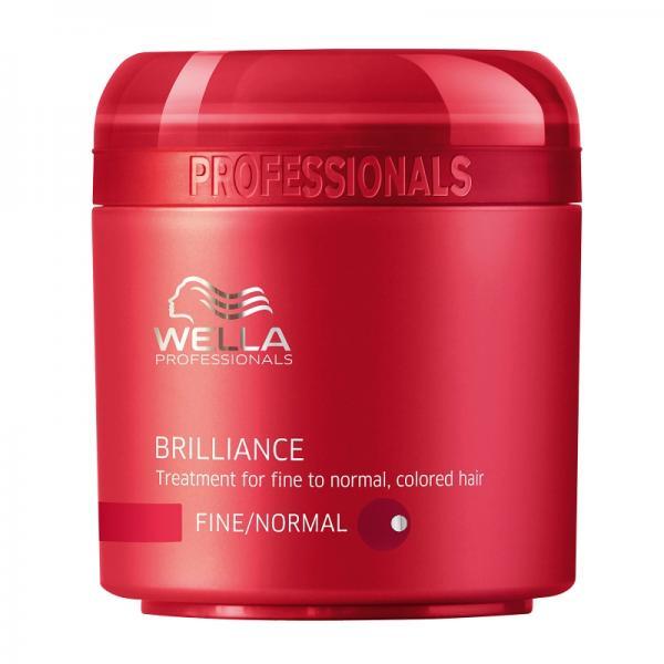 Wella Care Brilliance Treatment Fine/Normal