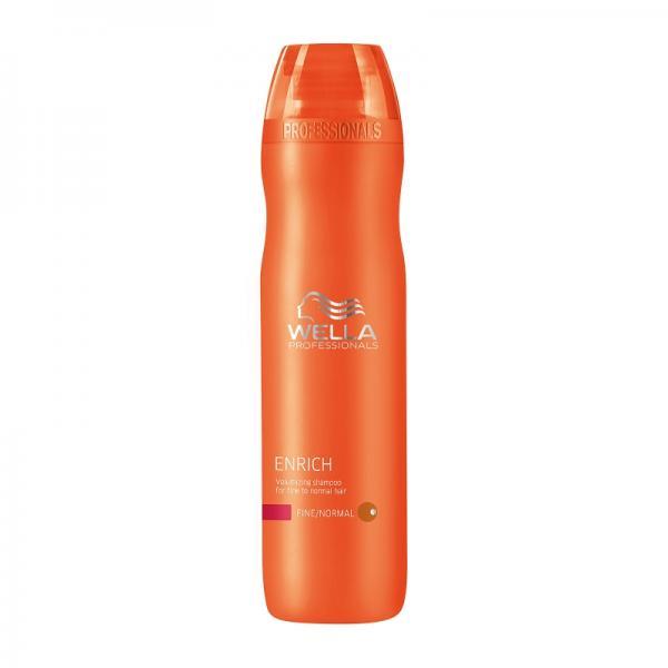 Wella Care Enrich Volumizing Shampoo