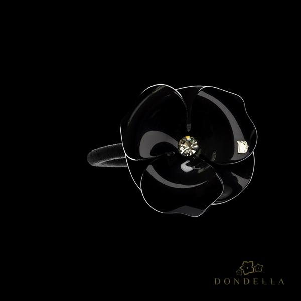 Dondella Juuksekumm Flower 30-1-J