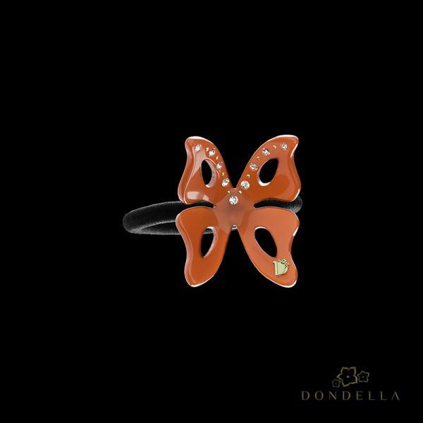 Dondella Juukseklamber Butterfly 7-2-J