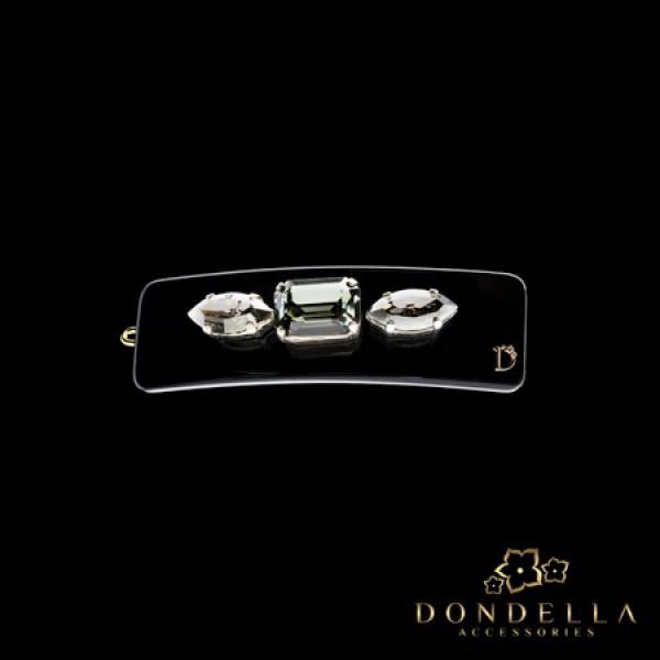 Dondella Juukseklamber Crystal