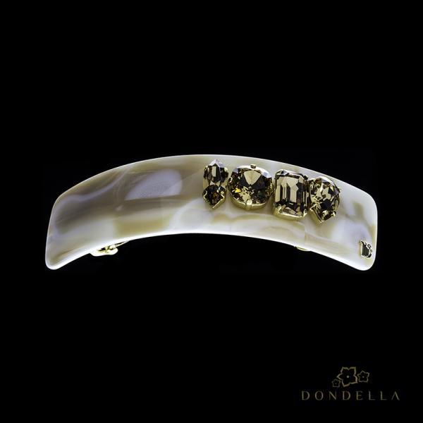 Dondella Juukseklamber Crystal 24-1-K