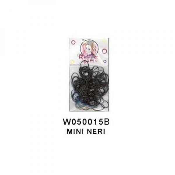 Girardi W050015B Mini Elastikkummid must