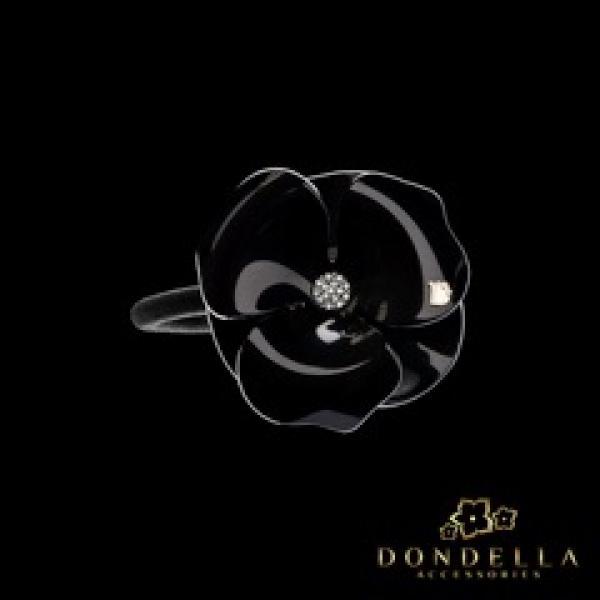 Dondella Juuksekumm Flower 30-3-J