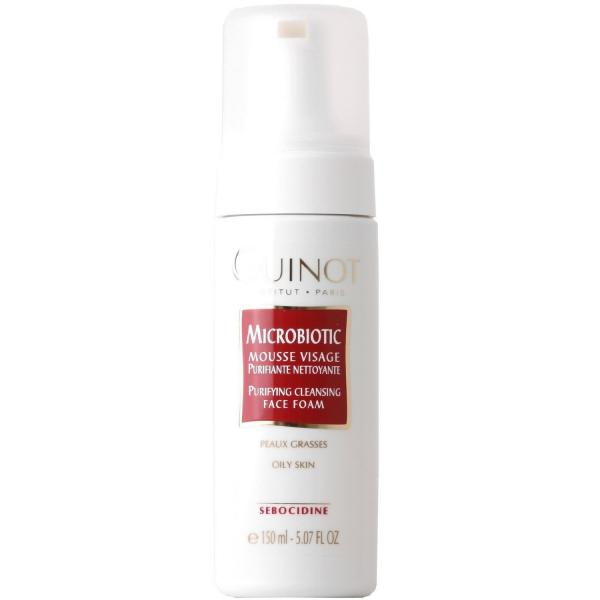 Guinot Microbiotic Mousse Visage Oily Skin 45мл