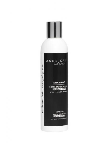 Acca Kappa White Moss Shampoo for Delicate Hair