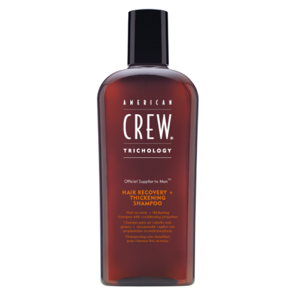 American Crew Hair Recovery + Thickening Shampoo&Conditioner