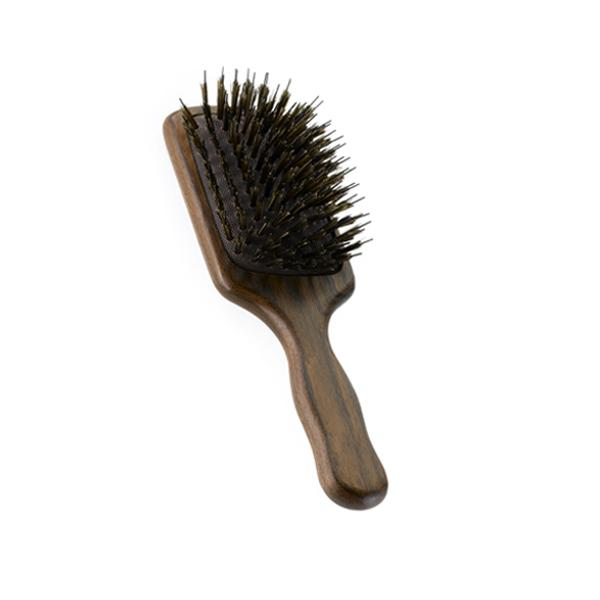 Acca Kappa Boutique Collection in Lauro Preto Wood HAIRBRUSH travel-sized