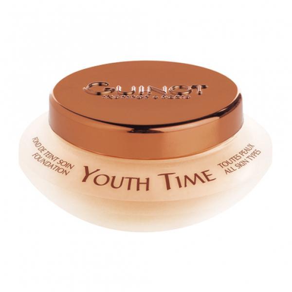 Guinot Fond De Teint Soin Youth Time Toutes Peaux Foundation 01