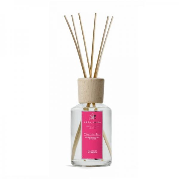 Acca Kappa Home Fragrance Diffuser Virginia Rose