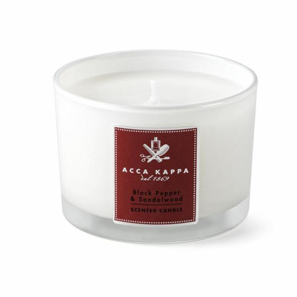Acca Kappa Black Peper & Sandalwood Scented Candle