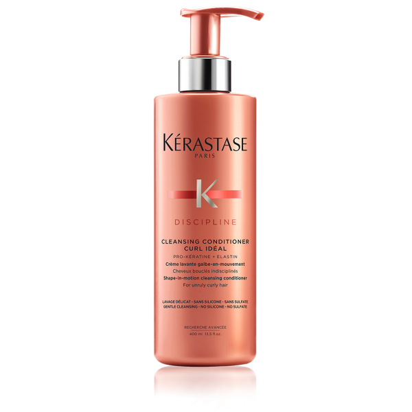 Kérastase Discipline Curl Idéal Cleansing Conditioner 400ml