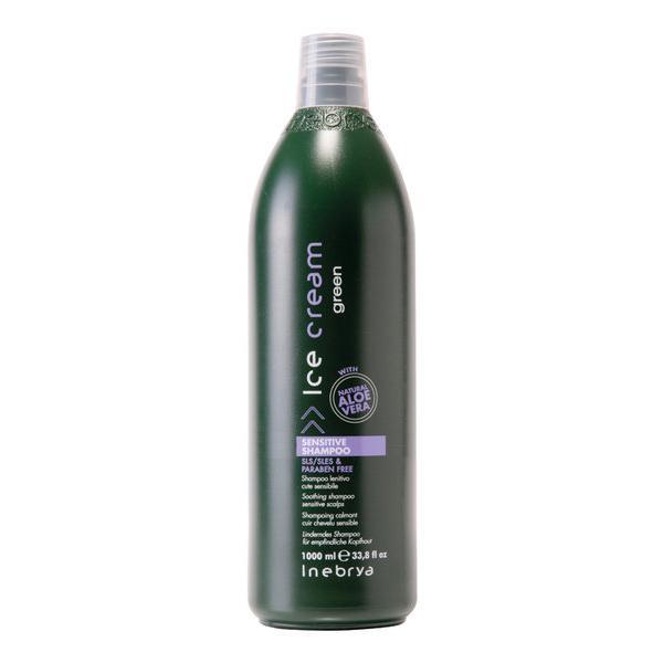 Inebrya Ice Cream Green Sensitive Shampoo 1000 ml