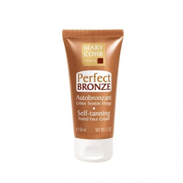 Mary Cohr Perfect Bronze Selt-Tanning Tinted Face Cream
