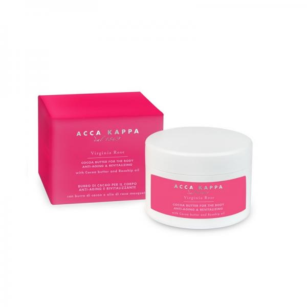 Acca Kappa Virgina Rose Body Butter 200 ml