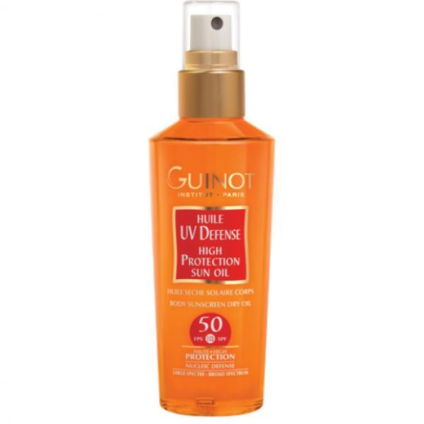 Guinot Huile UV Defense Dry Oil SPF 50
