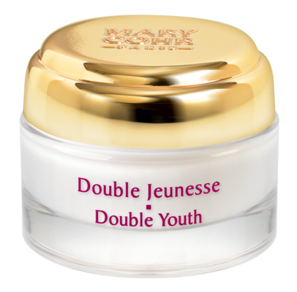 Mary Cohr Double Youth Jeunesse Interne Externe