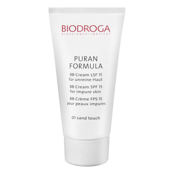 Biodroga Puran Formula BB Cream SPF 15 02 Honey Touch