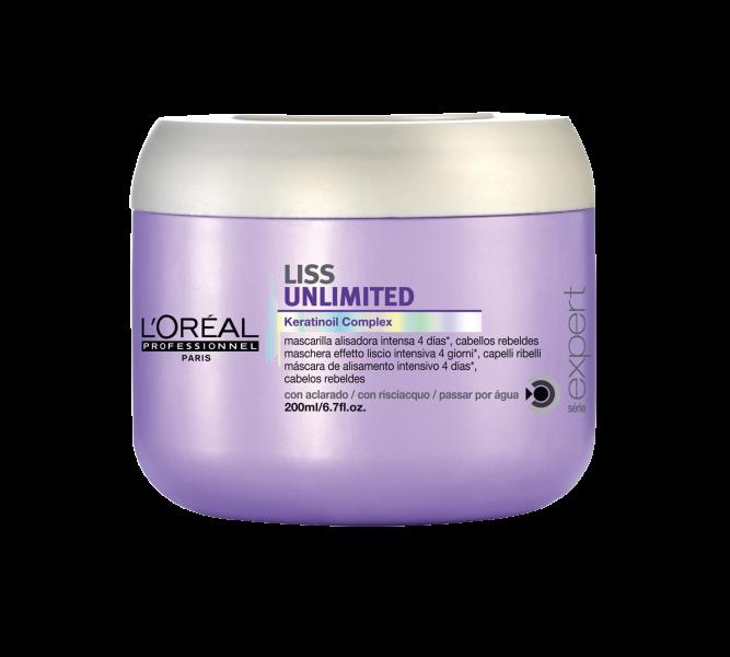 L'oréal Professionnel Liss Unlimited Masque
