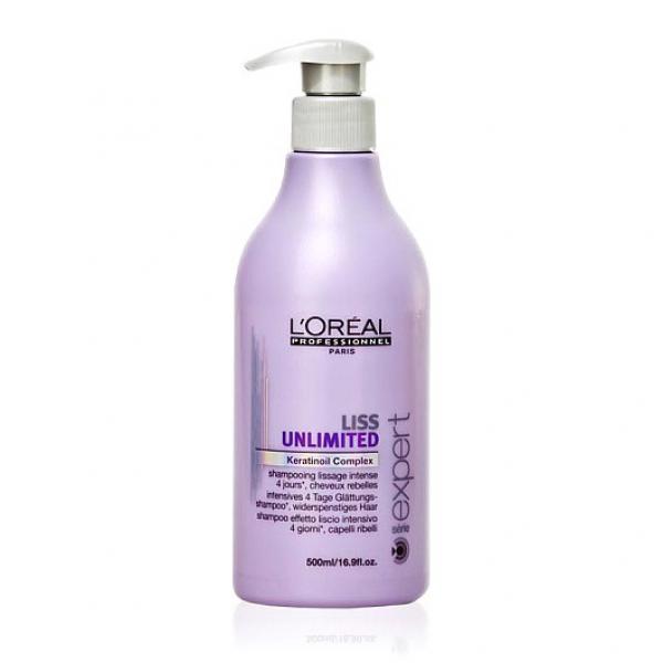 L'oréal Professionnel Liss Unlimited Shampoo 500 ml