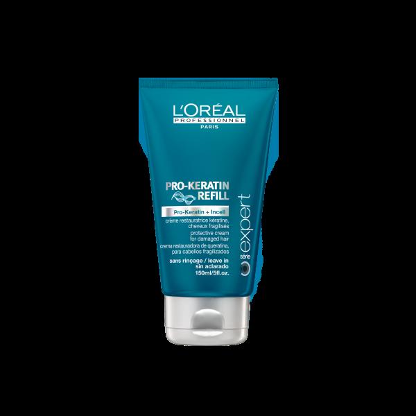 L'oréal Professionnel Pro-Keratin Refill Protective Cream