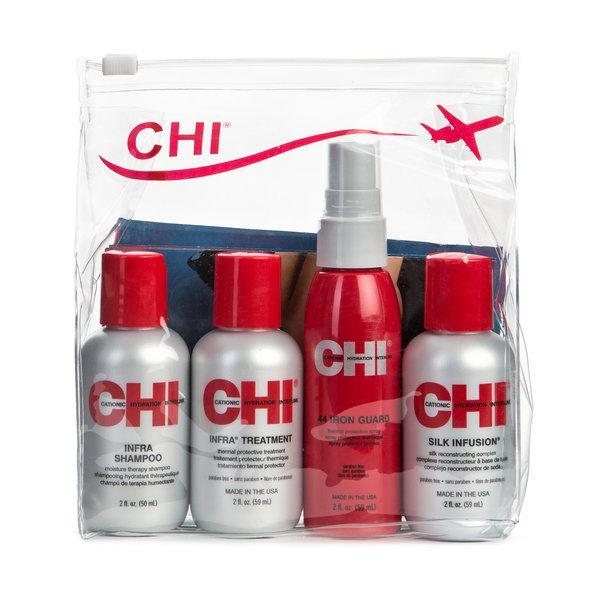 CHI Infra Travel Set