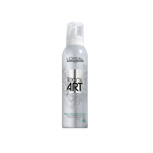 L'oréal Professionnel Tecni.Art Full Volume Extra Mousse