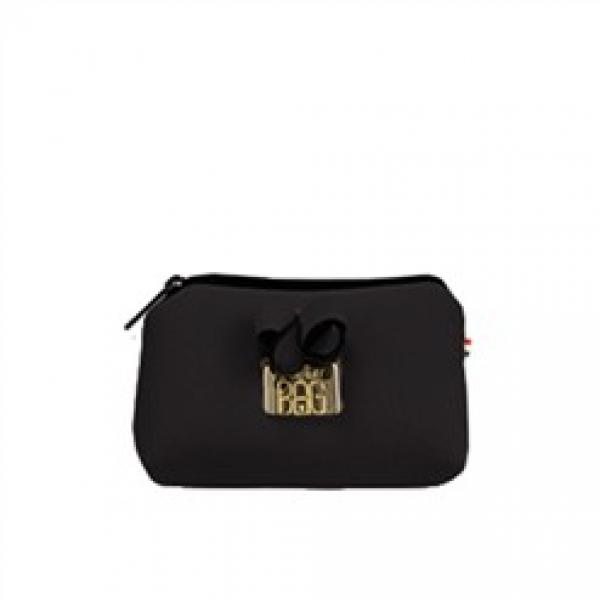 Save My BAG Small Metallics Nero