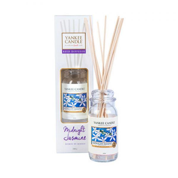 "Yankee Candle Classic Reed Diffuser ""Midnight Jasmine"" 240ml"
