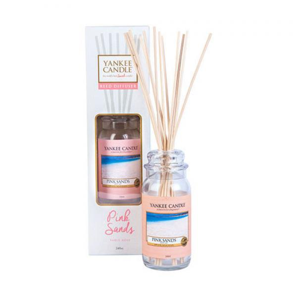 "Yankee Candle Classic Reed Diffuser ""Pink Sands"" 240ml"