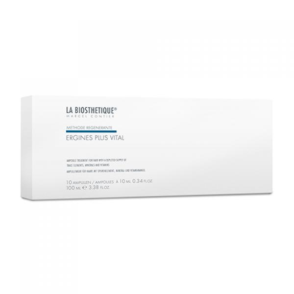 La Biosthetique Regenerant Ergines Plus Vital 10 x 10 ml