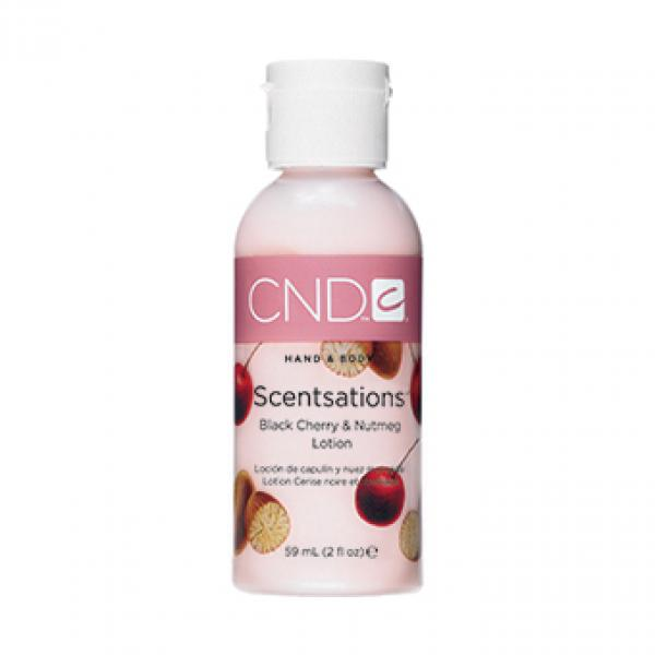 CND Scentsations Black Cherry & Nutmeg Lotion 60 ml
