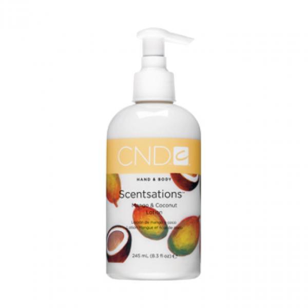 CND Scentsations  Mango & Coconut Lotion