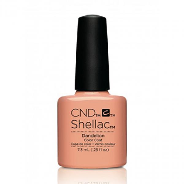 "CND Shellac Color Coat ""Dandelion Color"""
