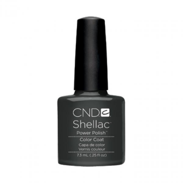 "CND Shellac Color Coat ""Asphalt"""